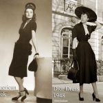 1940s Fashion – The American Look vs Dior 1947