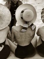 1950---The-American--One-Piece-bathing-Suit-Returns