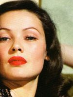 Gene Tierney -Top Ten Most Beautiful 1940s Women