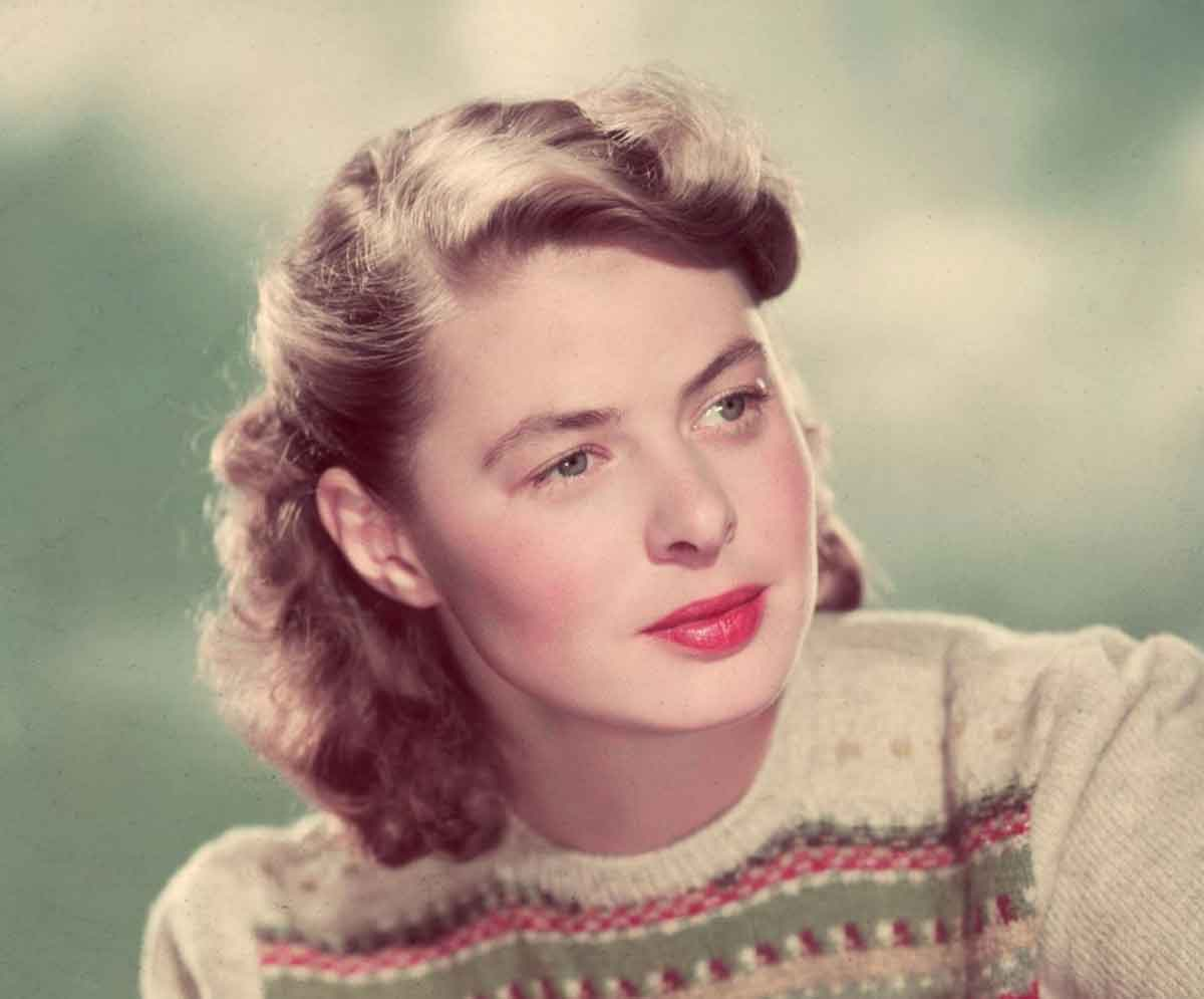 Top Ten Most Beautiful 1940s Actresses Glamour Daze