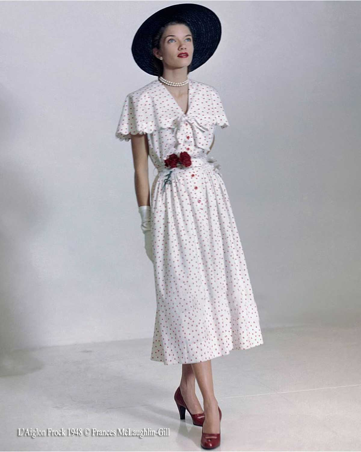 L-Aiglon-Frock-1948--Frances-McLaughlin-Gill