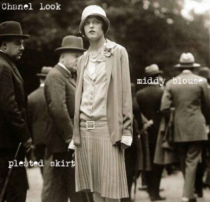 1920s-middy-blouse-and-pleated-skirt