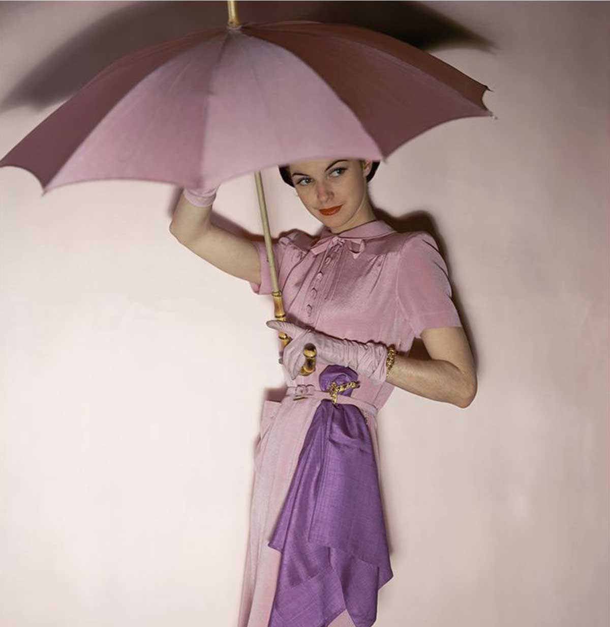 Umbrella---1944-Photo-John-Rawlings