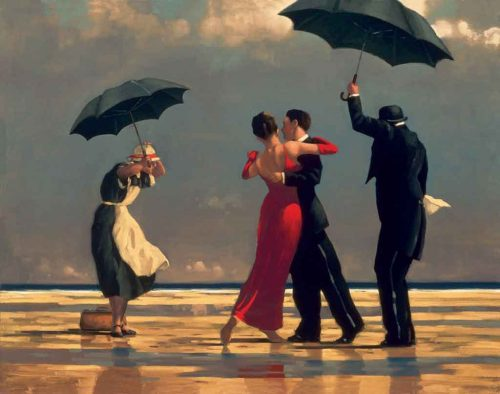 The-Singing-Butler---Vettriano---umbrellas