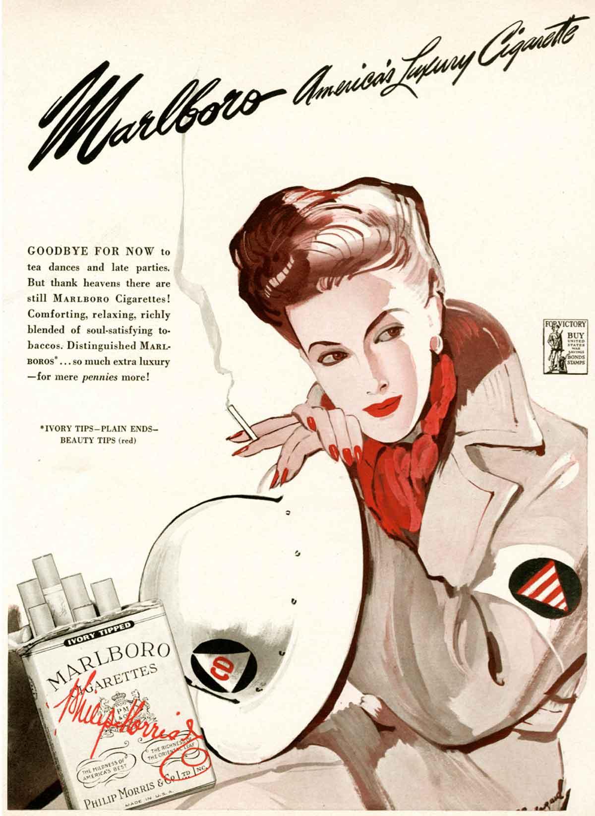 1940s-Fashion---Cigarettes-and-the-Slim-Silhouette---Marlboro-cig