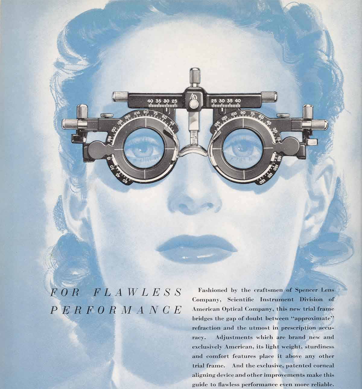 a4353652da1 Girls Who Wear Glasses - 1940s Beauty Tips