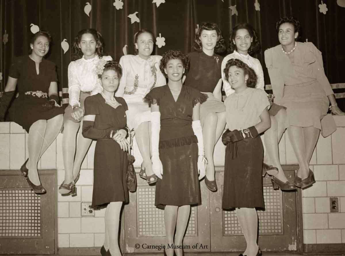 Alpha Kappa Alpha,Iota-Chapter-Sorority-1945