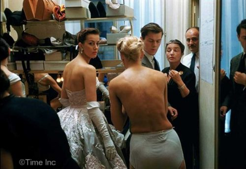 Dior-1954--Backstage-Photos-of-1954-Paris-Fall-Collection
