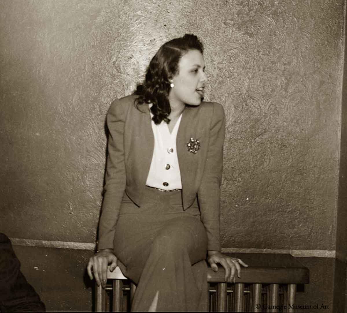 Lena Horne - 1941© Charles Teenie-Harris