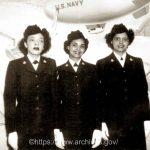 1940s War Fashion – Black Women serving in WW11