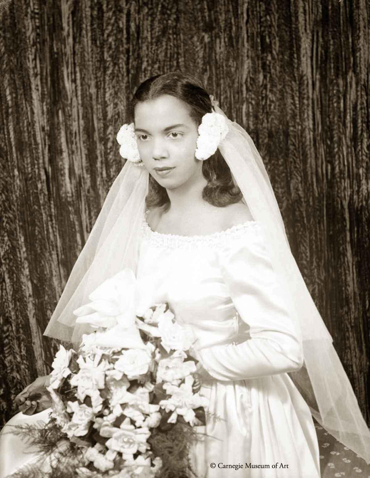 1940s bride Deane Curtis Wesley-1946