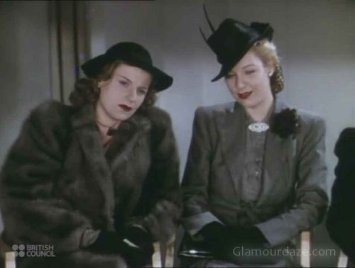 History of Womens Fashion - 1940 to 1949  13d4c83003f