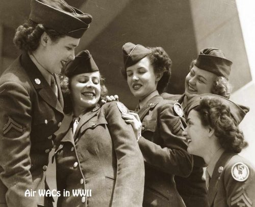 The Women's Army Corp - 1940s