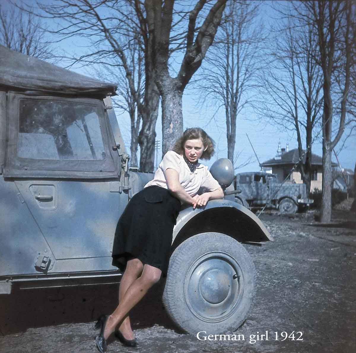 German Fashion in the 1940s