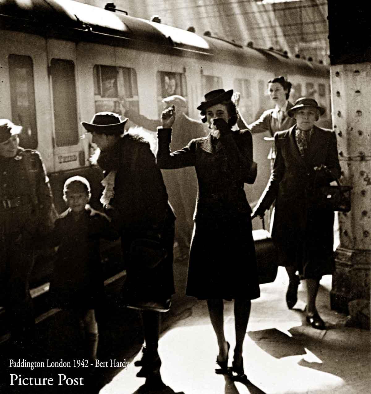 paddington-station-in-1942