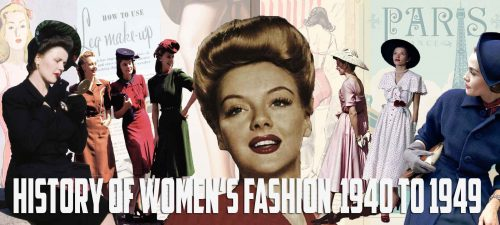history-of-1940s-womens-fashion