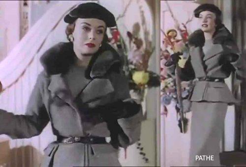 12-1950s-british-fashion-show-in-color-1951-Mattie-suit