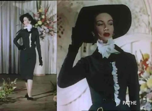 17-1950s-british-fashion-show-in-color-1951-charles-creed