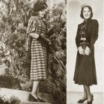 1930s Fashion – Hollywood Fall Styles in 1937