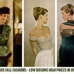 1940s Fall Fashions – Low Bosoms High Prices in 1946
