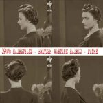 1940s Hairstyles – British Wartime Hairdos