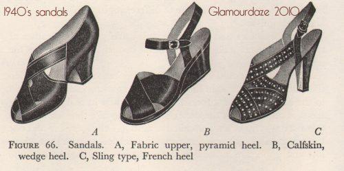 1940s-shoes-sandals