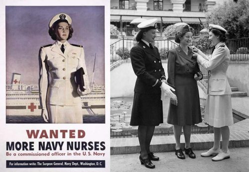 US Navy Nurse Corps (NNC)