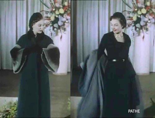7-1950s-british-fashion-show-in-color-1951-victor-stiebel