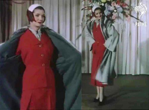 9-1950s-british-fashion-show-in-color-1951-jean-mason-models-victor-stiebel