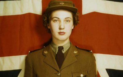 Women in Uniform in World War Two