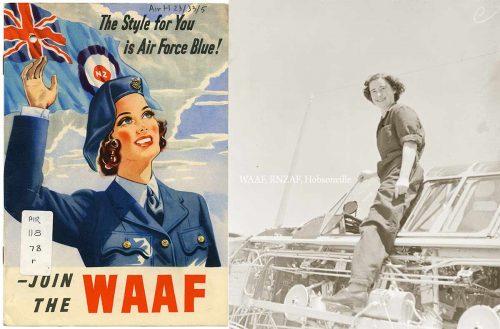 new-zealand-waafs-1940s