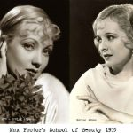 Max Factors School of Beauty 1935