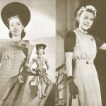 1940s Fashion – Vogue Under Twenty Dresses