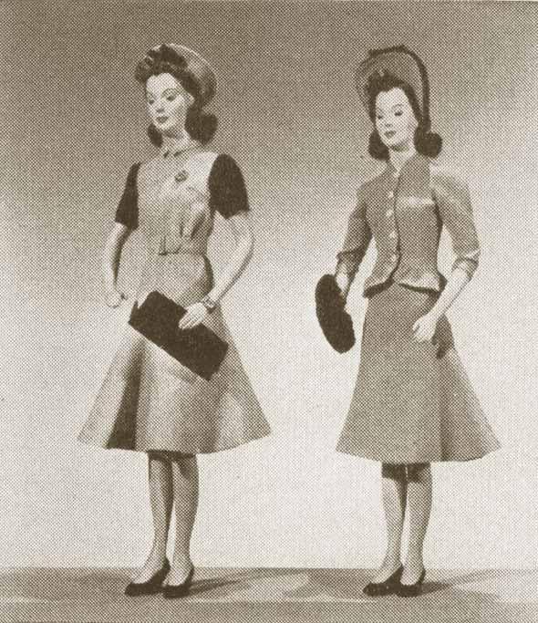 1940 Margit Nilsen dolls