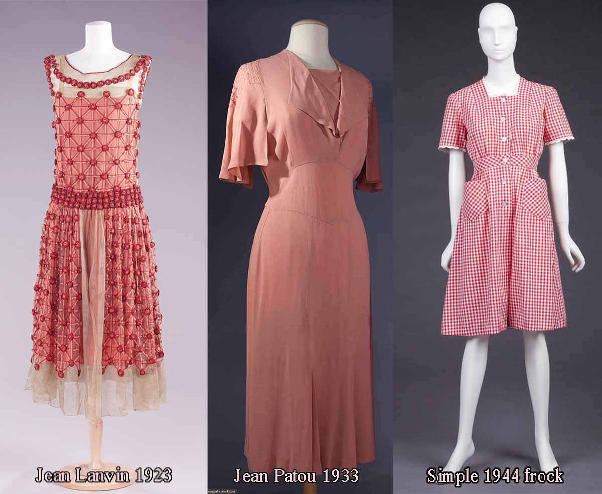 Power-of-pink---1920s-1930s-1940s-frocks