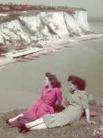 1940s-wartime-women---Cliffs-of-Dover---B-Anthony-Stewart