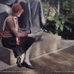 1920s Women in Autochrome Color