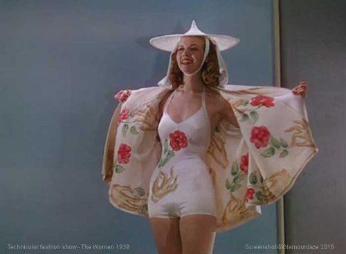 Technicolor-fashion-show---The-Women-1939---swimsuits