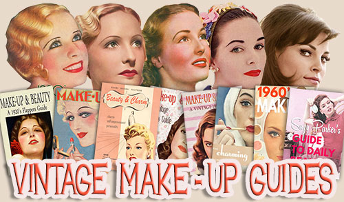 Vintage Makeup Tutorials