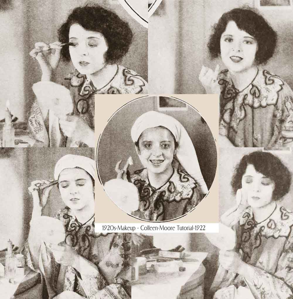A Course In Cosmetics By Colleen Moore 1922