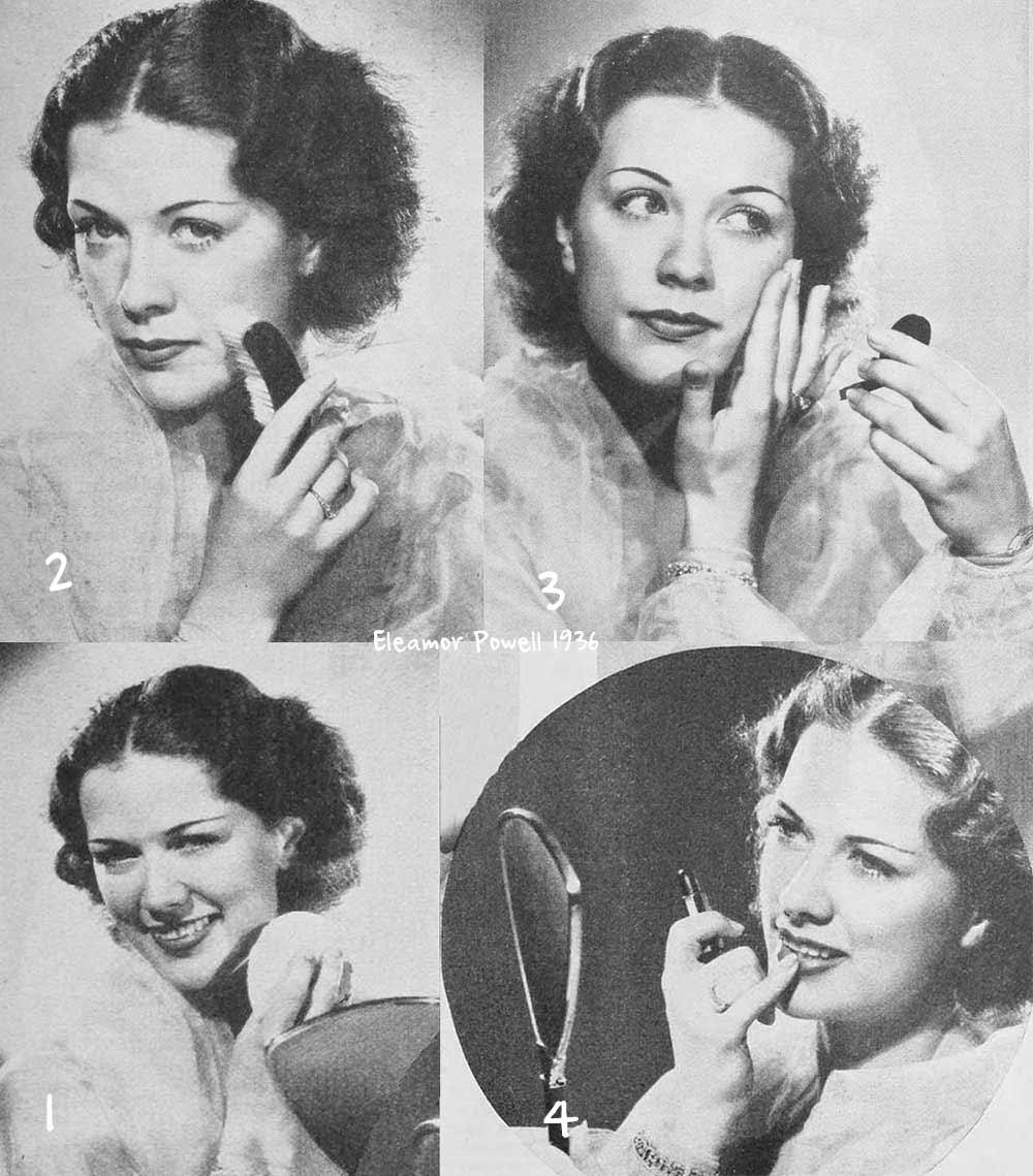 1936-Beauty-&-Makeup-Tips---Eleanor-Powell