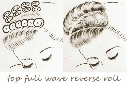 1940s-Hairstyles-Handbook---top-full-wave-reverse-roll