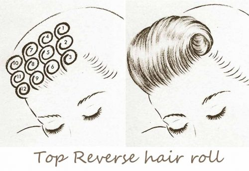 1940s-Hairstyles-Handbook---top-reverse-roll