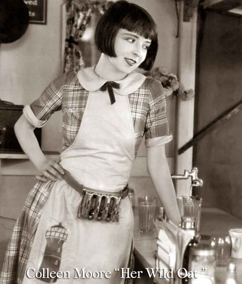 Colleen Moore in Her Wild Oat 1927