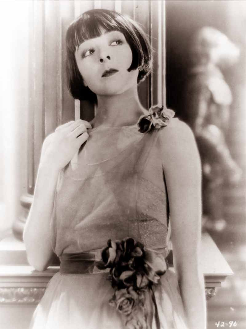 Colleen-Moore - 1920s flapper