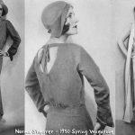 1930 Hollywood Spring Wardrobe