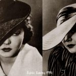 Sylvia Sidney 1930s Hat Style for Spring