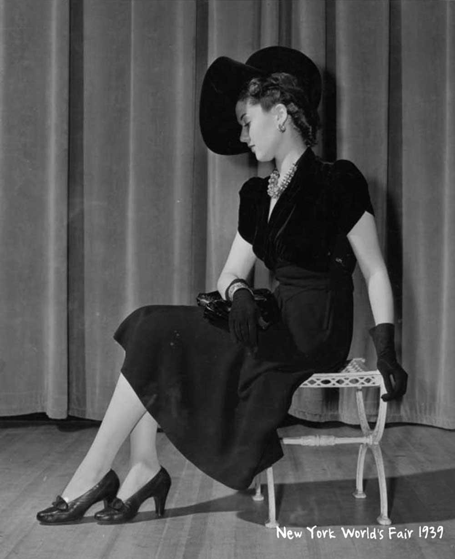 1940s Fashion Forecast - Dresses
