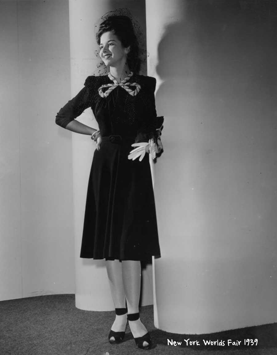 1940s Fashion: 1940s Fashion Forecast - Dresses
