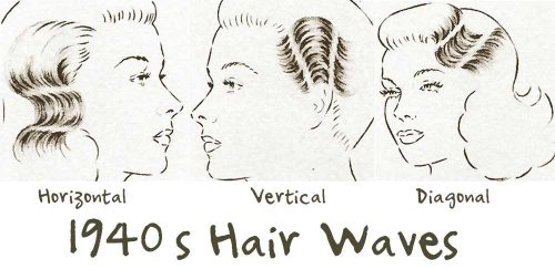 1940s-Hairstyle-tutorial---waves directions